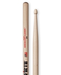 Vic Firth VF5AW American Classic Hickory 5A Drumsticks Wood Tip
