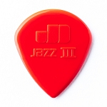 Dunlop 47R3N Nylon Jazz III Guitar Picks 6-Pack