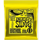 Ernie Ball 2627 Beefy Slinky Nickle Wound Electric Guitar Strings