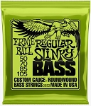Ernie Ball 2832 Regular Slinky Custom Gauge Roundwound Bass Strings