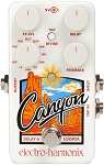 Electro-Harmonix Canyon Delay and Looper Guitar Effects Pedal