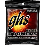 GHS L3045 Bass Boomers Light Gauge 4-String Electric Bass Strings