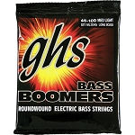 GHS ML3045 Bass Boomers Medium-Light Gauge 4-String Electric Bass Strings