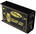 ModTone MTDB-100 Direct Box
