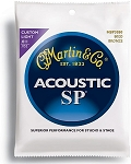 Martin MSP3050 SP Custom Light 80/20 Bronze Acoustic Guitar Strings