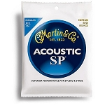 Martin MSP3200 SP Medium Gauge 80/20 Bronze Acoustic Guitar Strings