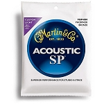 Martin MSP4050 SP Custom Light Gauge Phosphor Bronze Acoustic Strings