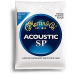 Martin MSP4200 SP Medium Gauge Phosphor Bronze Acoustic Guitar Strings