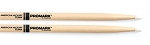 Promark TX5AN Hickory 5A Drumsticks Nylon Tip