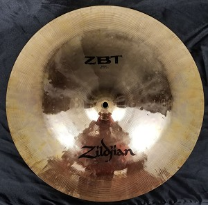 "(USED) Zildjian ZBT 18"" China Cymbal"