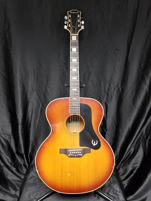 (USED) 1970's Epiphone FT-570SB Sheraton Acoustic Guitar