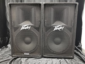 (USED) Peavey PV115D/PV115 Powered Speaker Combo