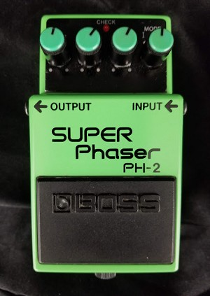 (USED) Boss PH-2 Super Phaser Guitar Effects Pedal