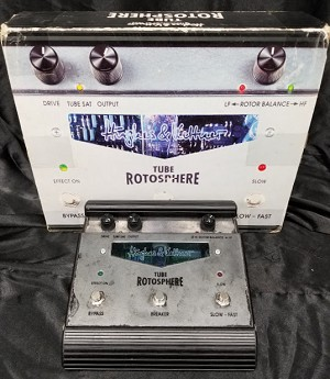 (USED) Hughes & Kettner Tube Rotosphere Guitar Effects Pedal