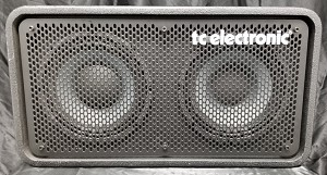 (USED) TC Electronics RS210 Bass 2x10 Speaker Cabinet
