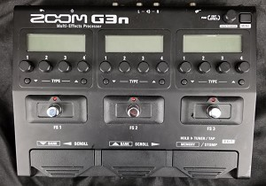 (USED) Zoom G3n Guitar Multi-Effects Pedal