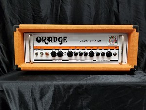 (USED) Orange Amplifiers CR-120H Crush Pro 120 Electric Guitar Amplifier Head