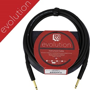 "ProCo Evolution Studio/Stage 1/4""-1/4"" 20-feet Instrument Cable (COPY)"