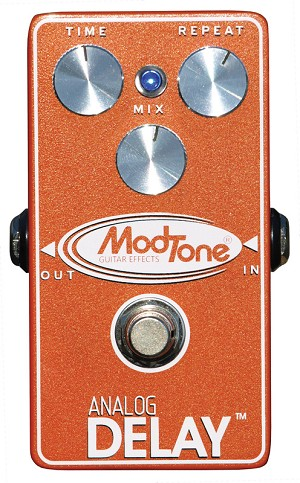 ModTone MT-VD Analog Delay Pedal