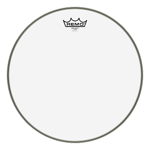 Remo Diplomat Single Ply Drum Head Clear