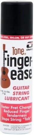 Tone Fingerease Guitar String and Fret Board Lubricant