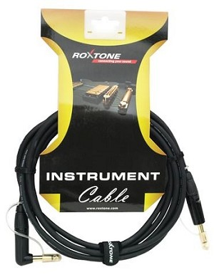 Roxtone GGJJ110L3 Pro Series Instrument Cable 10-feet