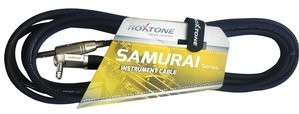 Roxtone SGJJ110L6 Samurai Series Instrument Cable 20-feet